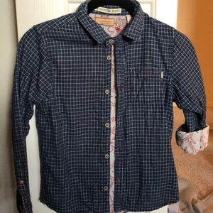 Boy scotch and soda dress shirt